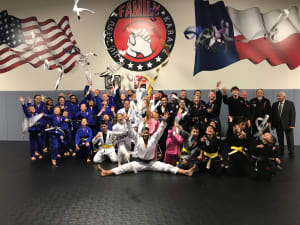 in New Braunfels - Family Jiu Jitsu - Always Wanted To Try Martial Arts But Not Sure Where To Begin?