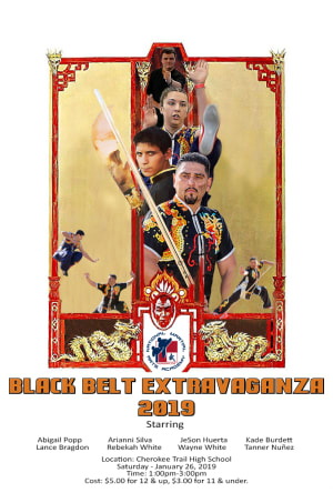 B2019 Black Belt Extravaganza