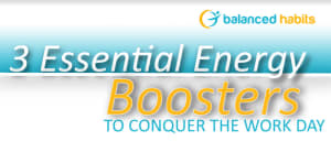 Personal Training in Costa Mesa - The Training Spot - 3 Simple Ways to Boost Your Energy Now  |  Personal Training Costa Mesa