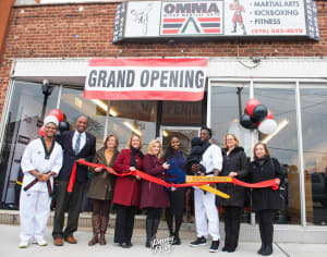 OMMA Fitness Center Grand Opening