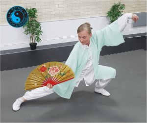 Tai Chi Fan Training coming soon to Tring Tai Chi