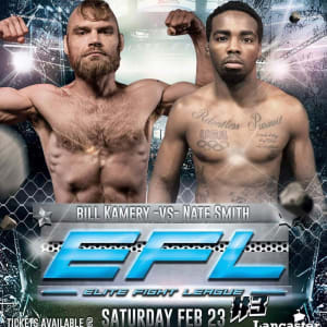 NATE SMITH FIGHT NEWS!