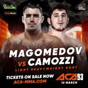 CHRIS CAMOZZI IS POSTER OFFICIAL!