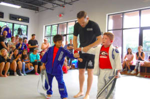 Gorilla Cup Martial Arts Tournament at Straight Blast Gym Buford
