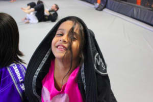 Lael Coleman is February's Kid Martial Arts Member of the Month