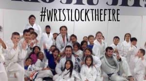 in Chicago - Rio Jiu Jitsu Academy - Help JiuJitsu Dojo rebuild after Fire Polarvortex