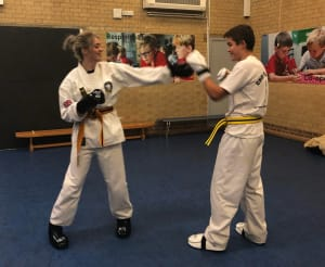 Teen Self Defence Classes in Teddington!