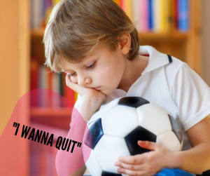"in St Clair, Kemps Creek & Hoxton Park - International Martial Arts Centres - ""I WANNA QUIT"""