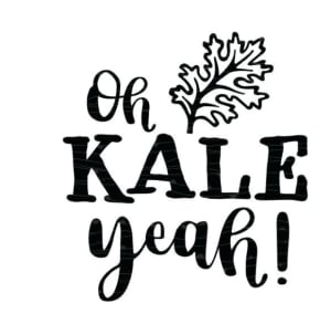 Get Rid Of Your Fear Of Kale