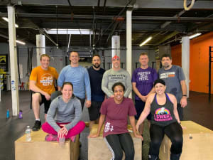 Group Fitness in Hackettstown - Strong Together Hackettstown - Thursday 2/21/2019