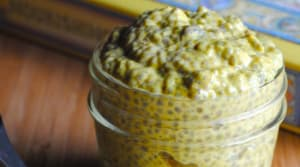 Recipe of the Week: Turmeric Chai Chia Pudding