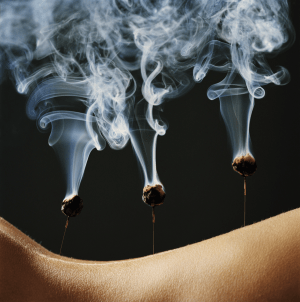 Personal Training in Santa Barbara - Prevail Conditioning - Moxibustion