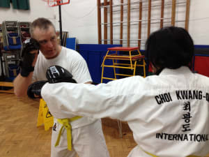 Adults Martial Arts Classes Near Me!