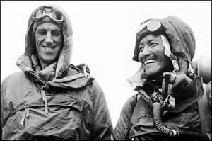 Strive For Greatness - Edmund Hillary and Tenzing Norgay