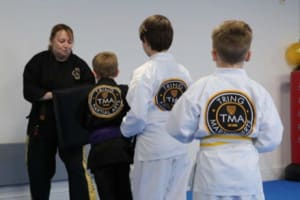 Introduction to Training at Tring Martial Arts Part 5 - Kids Martial Arts Programmes