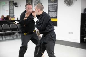 Introduction to Training at Tring Martial Arts Part 6 - Freestyle Martial Arts and Krav Maga