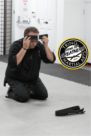 in Tring - Tring Martial Arts - Introduction to Training at Tring Martial Arts Part 9 - Dedicated Leadership