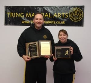 Introduction to Training at Tring Martial Arts Academy Part 10 - Industry Leading Instructor Training