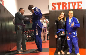 New Blue Belts!