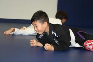 Kids Belt Promotion