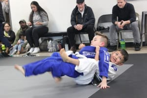 Andre Robles is March's Kids Martial Artist of the Month
