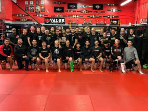 in Tracy - American Top Team Tracy Martial Arts and Kickboxing