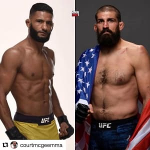 COURT MCGEE FIGHT NEWS!