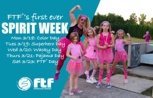 SPIRIT WEEK at FTF® GASTONIA!