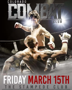 FIGHT WEEK FOR GENO AND CHRIS LOCKHART!