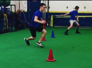 New! Drop In Speed & Agility Classes