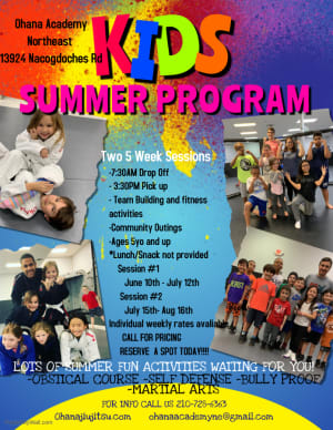 Ohana Summer Program 2019 at Northeast