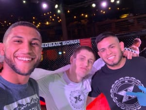 WIN FOR GENO'S AMMY MMA DEBUT!