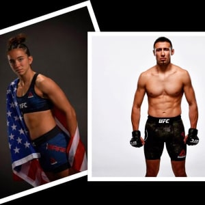 FIGHT DAY FOR MAYCEE BARBER AND CHRIS GUTIERREZ!