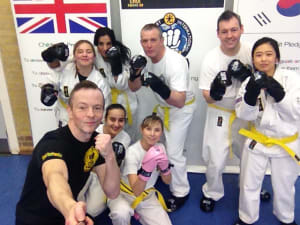 Stanley School Adult/Teen Self Defence Classes in Teddington!