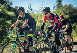 Why Ride in a Group if you are a Triathlete