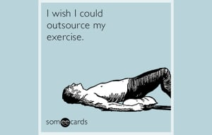 Outsource Your Health?
