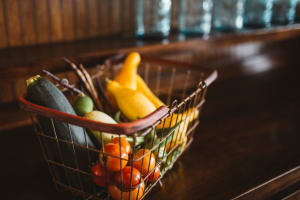 Food preparation as a workout