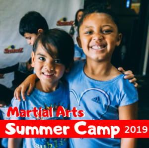Martial Arts Summer Camp 2019