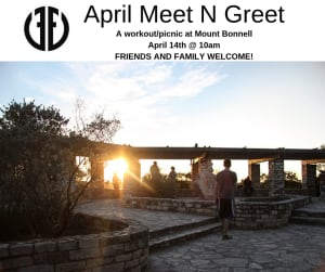 April Meet N Greet