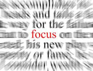 Focus and it's Importance in Personal Training