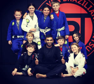 Why is it so important for kids to train Jiu-jitsu?