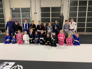 CONGRATULATIONS TO OUR PROMOTED BJJ KIDDOS!
