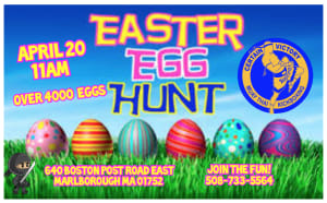 in Marlborough - Certain Victory Martial Arts & Fitness - FREE Community Easter Egg Hunt Event on April 20th from 11 am to 12 pm!