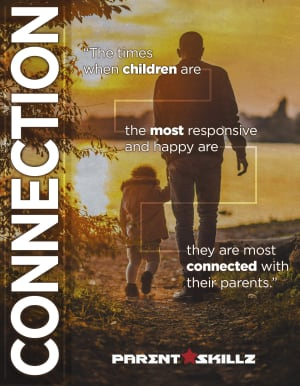 Children Need Connection More Than Anything Else