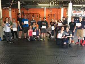 Group Fitness in Hackettstown - Strong Together Hackettstown - Wednesday 4/17/2019
