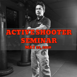 Active Shooter Seminar - May 25, 2019