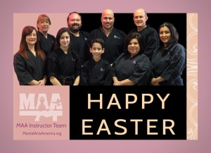 Happy Easter Weekend from our MAA Family to yours!