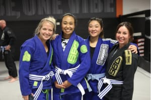 Iron (Wo)Man Martial Arts Belt Promotion At SBG Buford