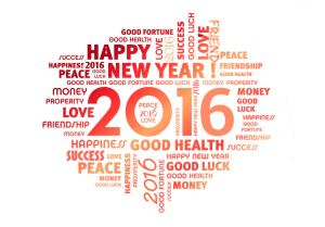 Happy New Year from Ultimate Fitness!