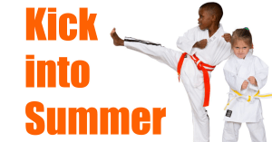 Why Summer Karate?